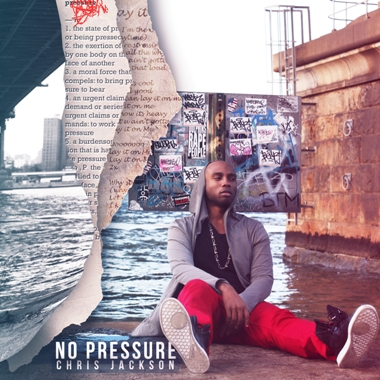 No Pressure cover front