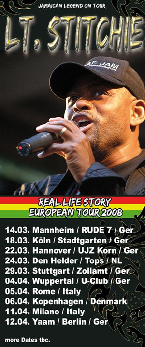 Stitchie Tour Flyer