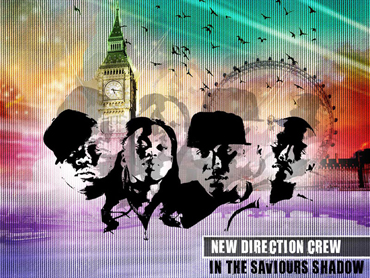 New Direction Crew - In the Saviours Shadow