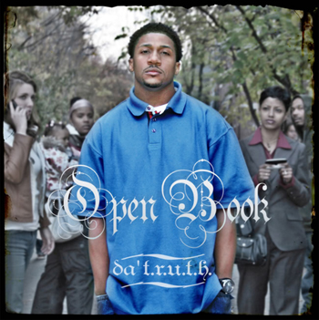 Da Truth Open Book cover