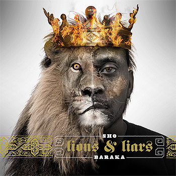 shobaraka - lions and liars Cover